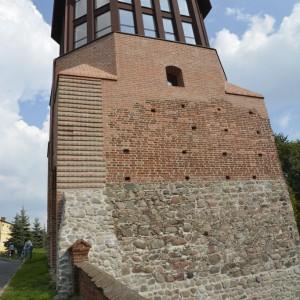 Gmina Debrzno - Baszta Młyńska