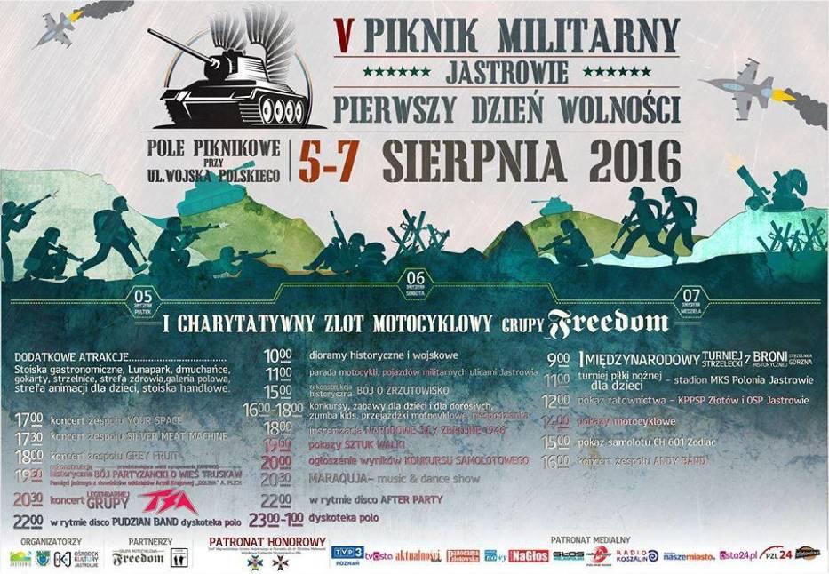 V Piknik militarny w Jastrowiu